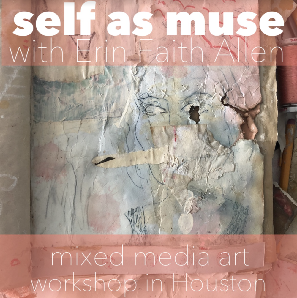 self as muse