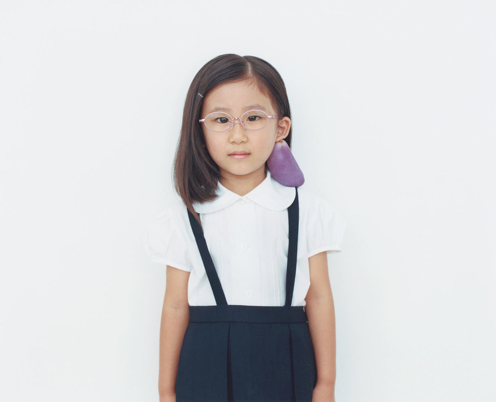 Osamu Yokonami,  1000 Children: Akebi No. 32 , 2010-2013  Digital pigment print, 895 x 1105 mm (approx. 35 x 43.5 in), edition of 5; 146 x 168 mm (approx. 5.75 x 6.6 in), edition of 10   Inquire