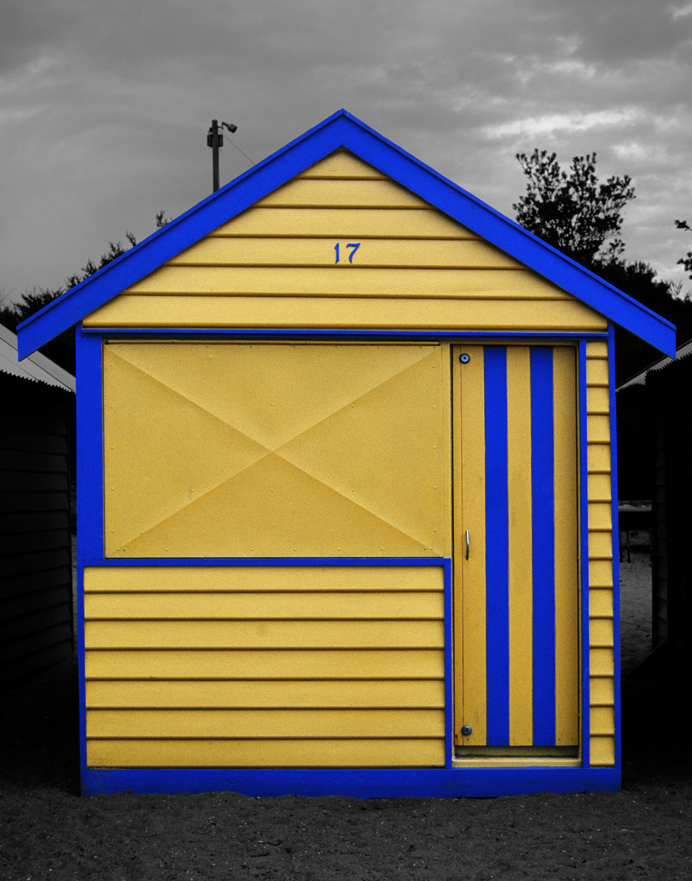 Judy Gelles,  Beach Box No. 17 , 2003  Digital pigment print, 8 x 10 in, edition of 20; 11 x 14 in, edition of 25; 16 x 20 in, edition of 25   Inquire