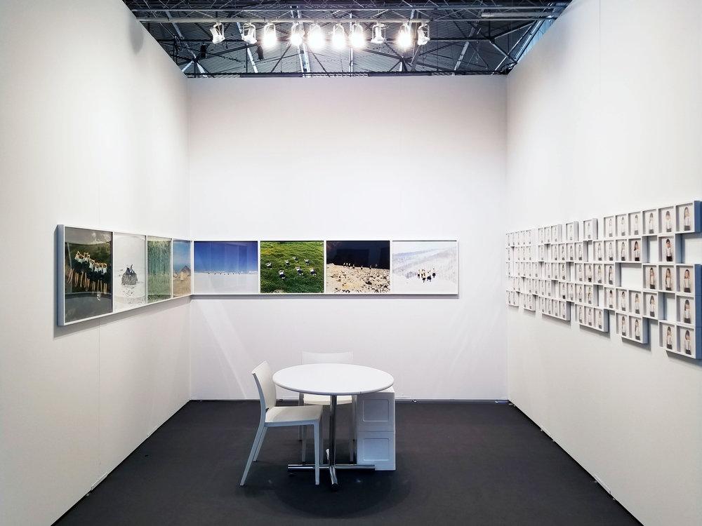 Osamu Yokonami at AIPAD 2018    Inquire