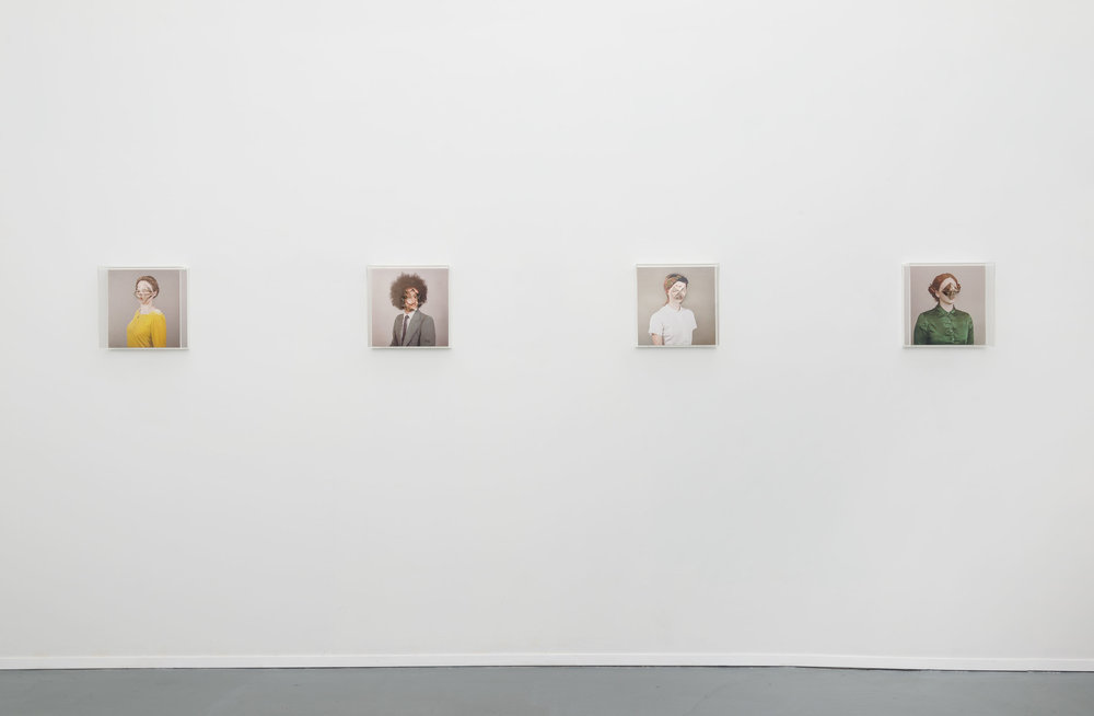 Alma Haser: Cosmic Surgery , De Soto Gallery, Los Angeles, installation view   Inquire