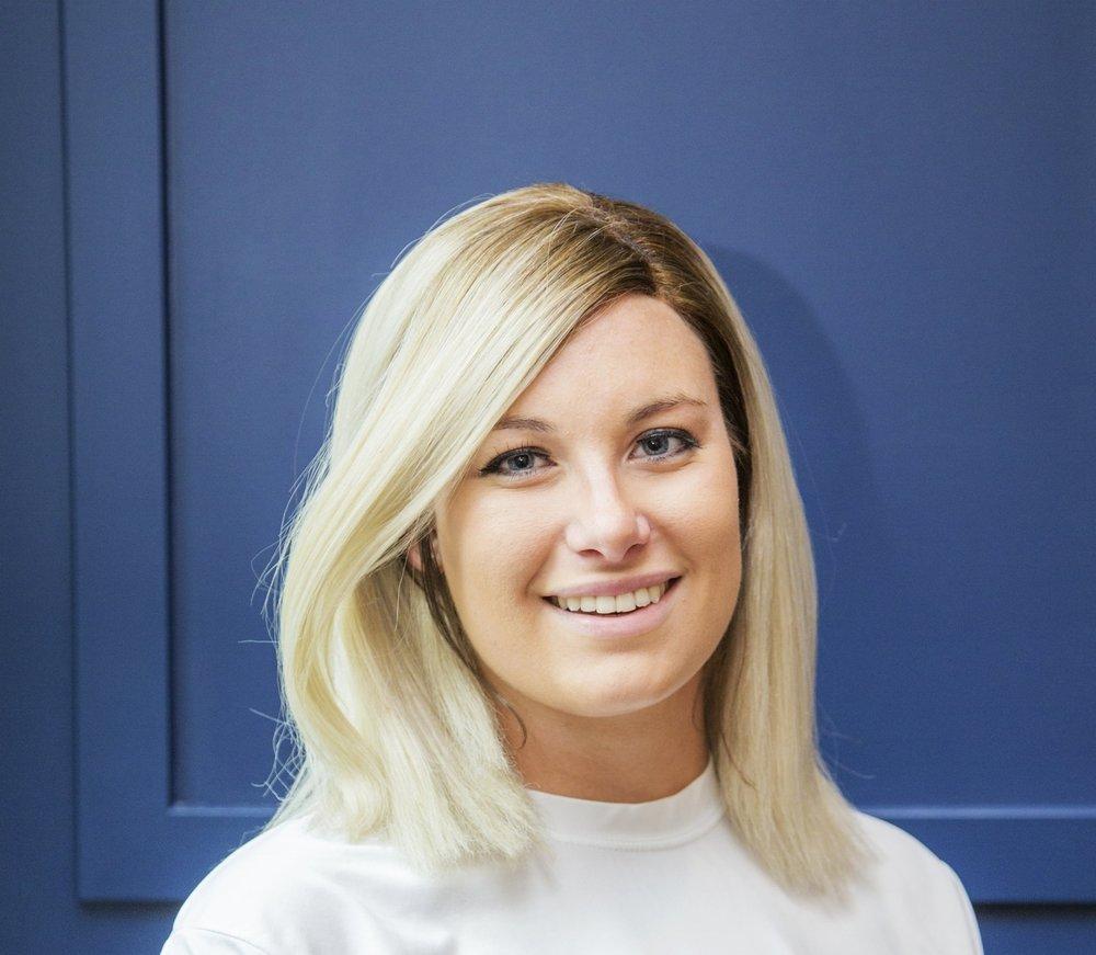 Elyse M - Head of Design Division