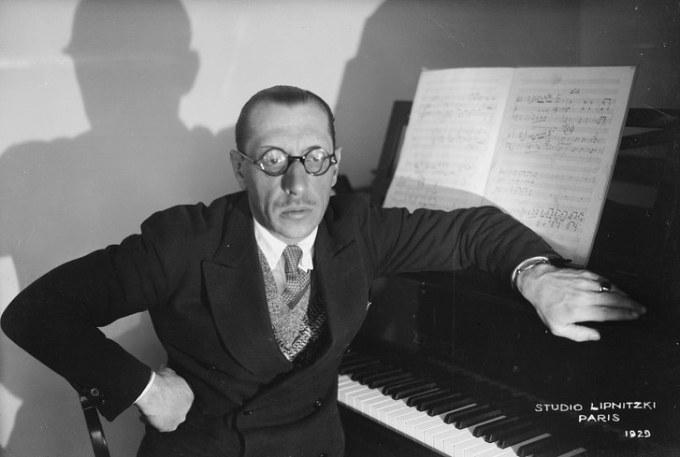 Stravinsky in Paris