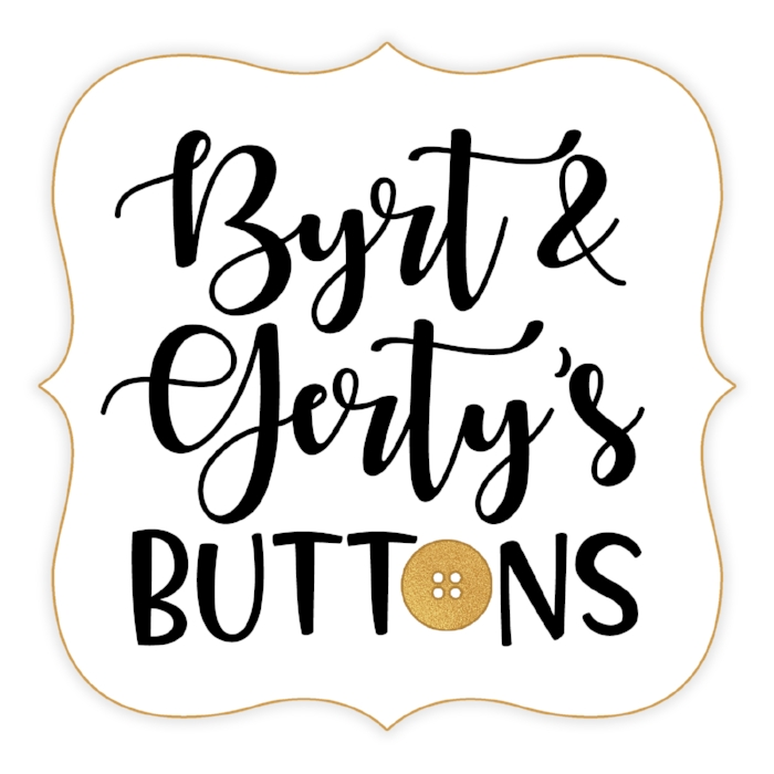 Silky Russell - Silky is the Byrt of Byrt & Gerty's Buttons. They create hand-made button earrings, hair pins, and badge holders.She is one of the original businesses supported by The Sweetest Things and has been growing in popularity since!