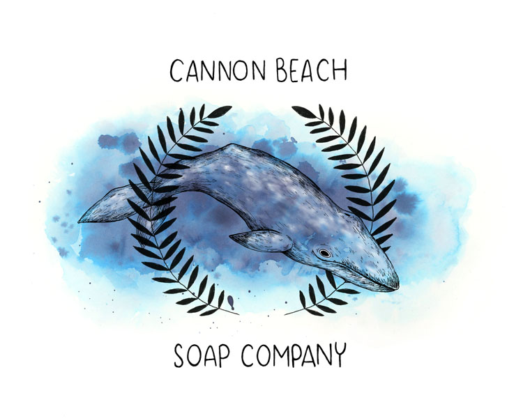 Erin Fenison - We are so excited to have Cannon Beach Soap Company join our shop! Erin makes really cool soapy cupcakes - soap in the shape of cupcakes! They make excellent gifts! Keep an eye out for more products in the future...