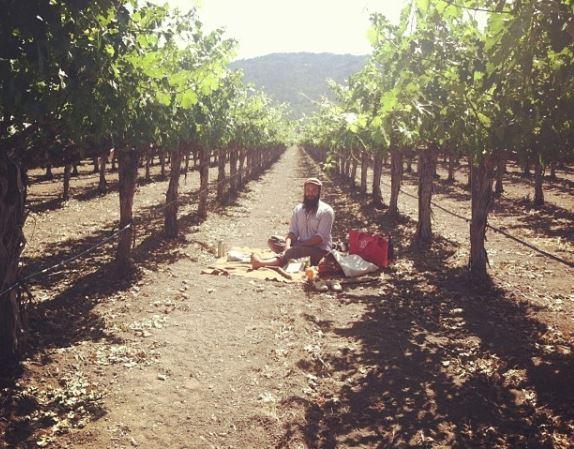 eliin the vines.JPG