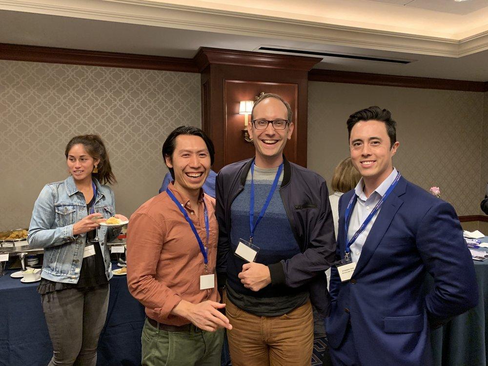 2018 West Coast Alumni Event - November 2018 - San Francisco, CA