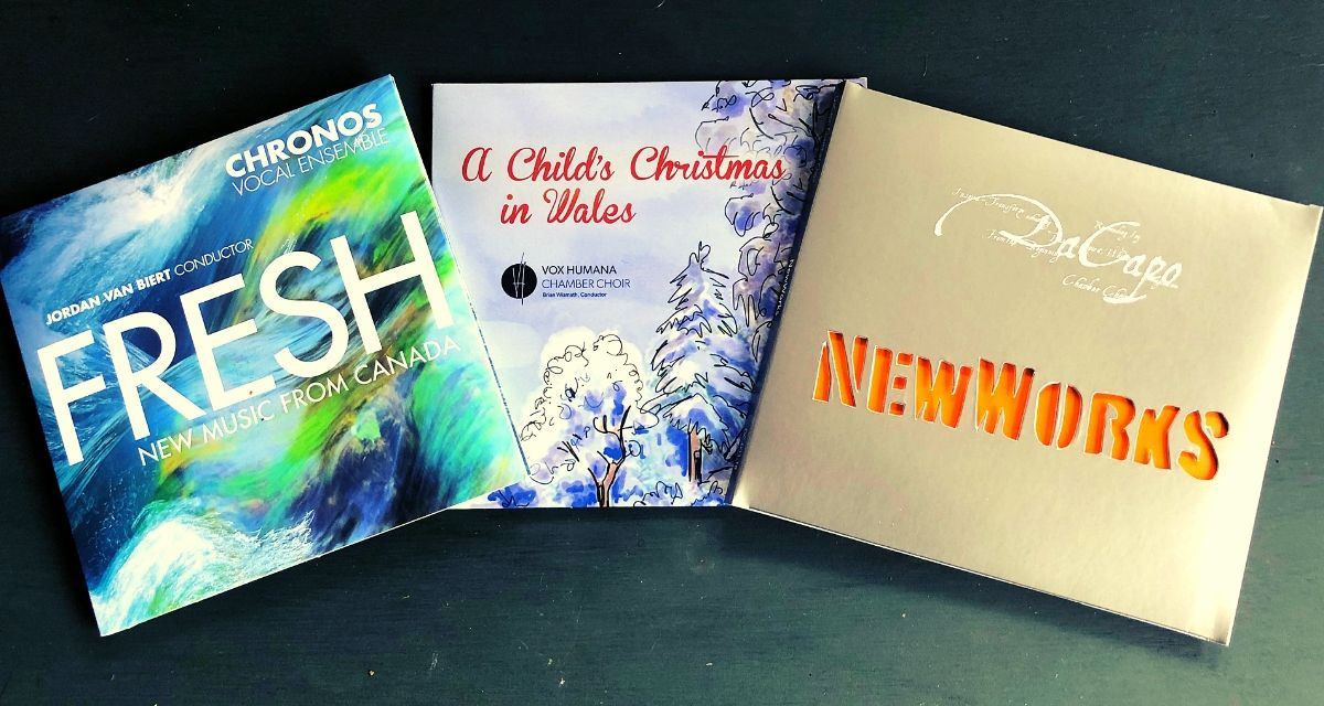 3 choral albums from 2018 and how to hear them — David