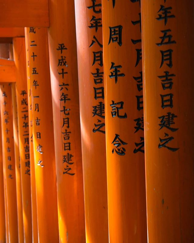 Here are some snapshots of Fushimi Inari Shrine in Kyoto, Japan. My favorite moments were when I went off the main path and found quiet corners full of statues.