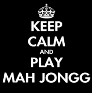 Play Mah Jongg at the JCC, September 17