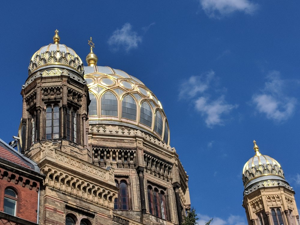 The Dohany Synagogue, Budapest