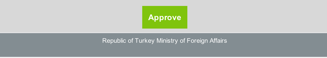 Turkey Verify Email