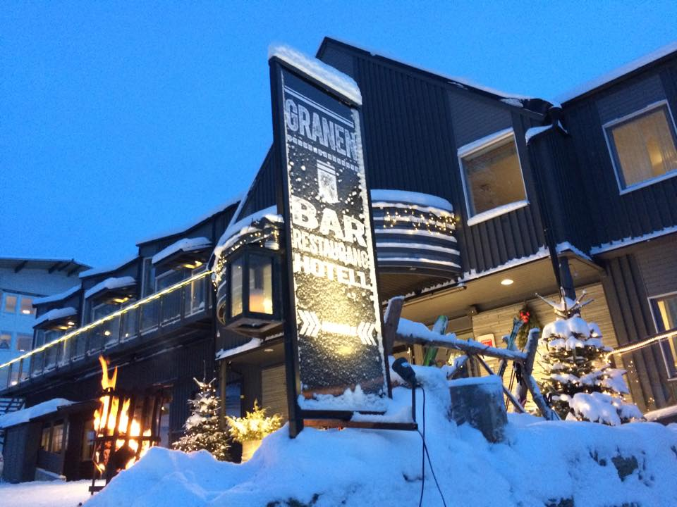 Hotel Granen