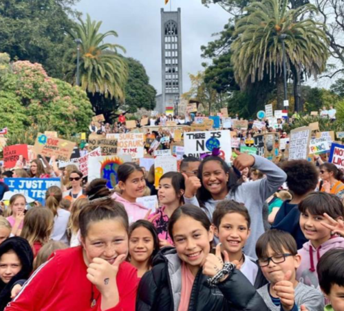 Nelson Climate Strikes September 2019