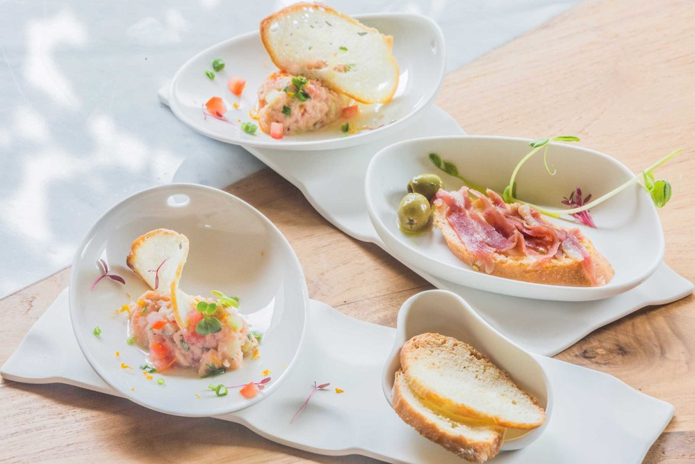 BACARI - Italian-style tapas inspired by the small bites from Venice