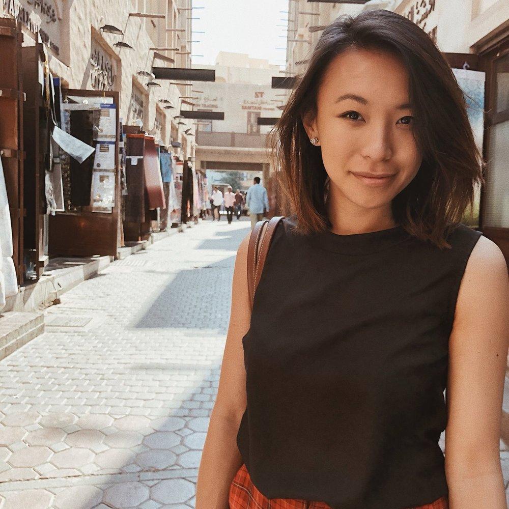 Erika Ly - NSW President, The Legal Forecast