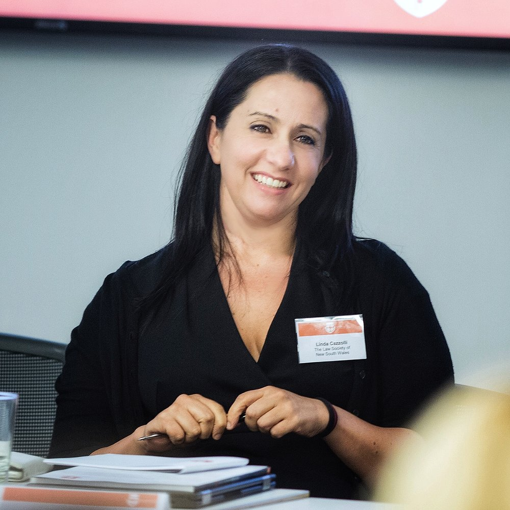 Linda Cazzoli - Segment Manager, The Law Society of New South Wales
