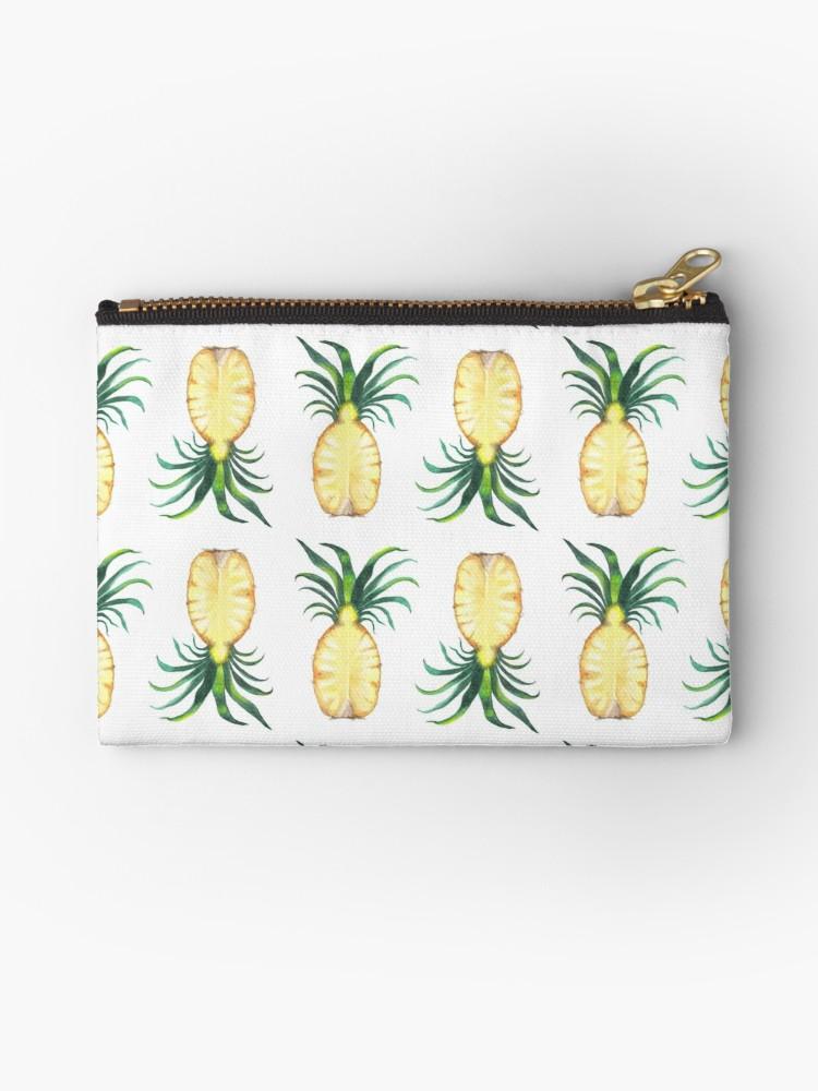 Pineapple Purse |  $13