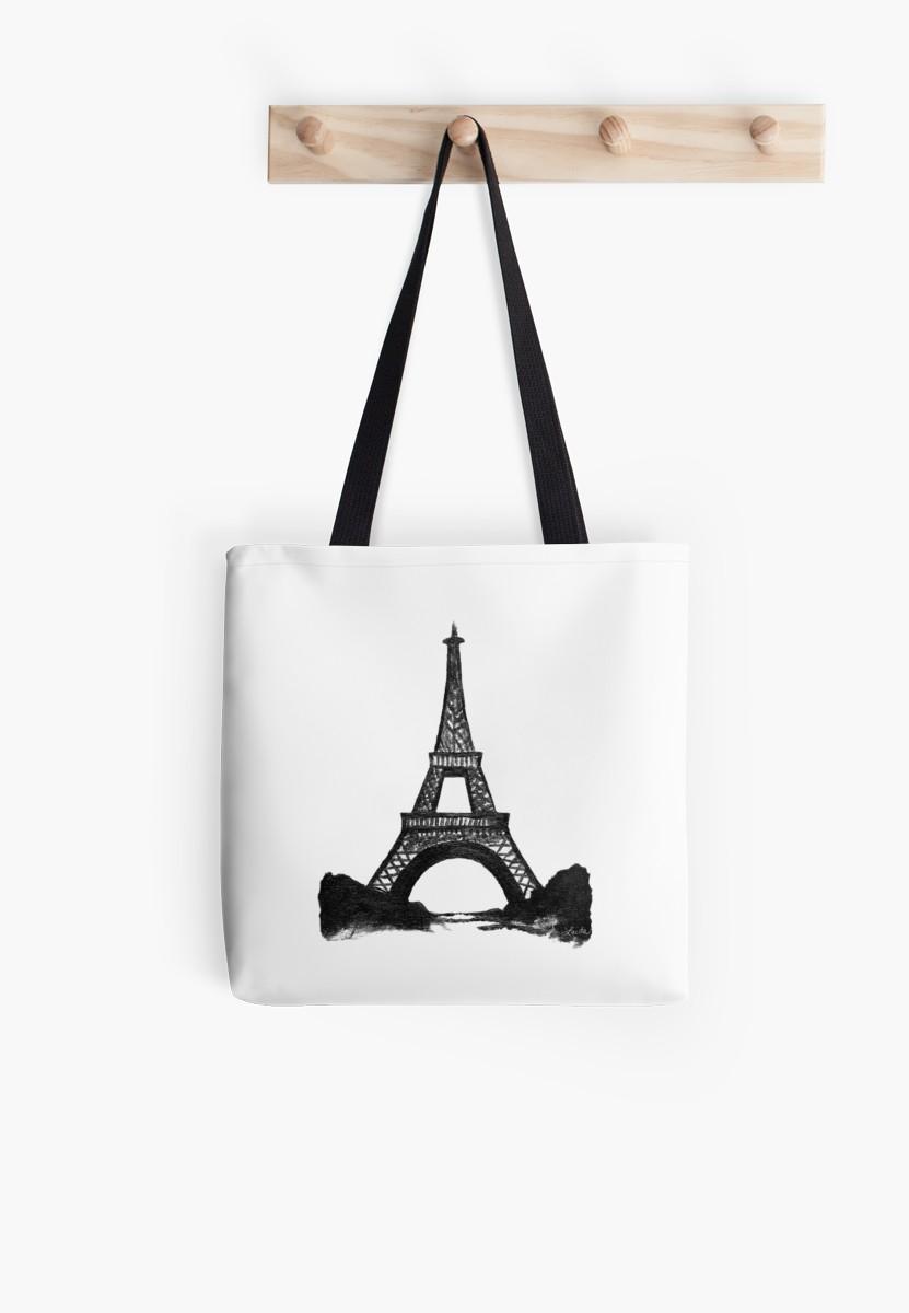 Black Eiffel Tower |  $21.67