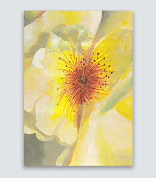 Hopeful Sun  8x11,  $215