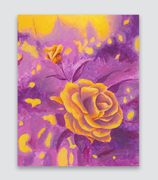 Sparkle of Joy  8x10,  $215
