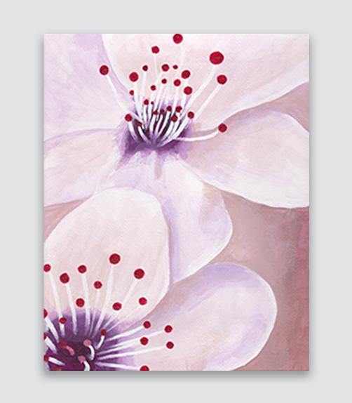 Blushing Beauty  8x10,  $215
