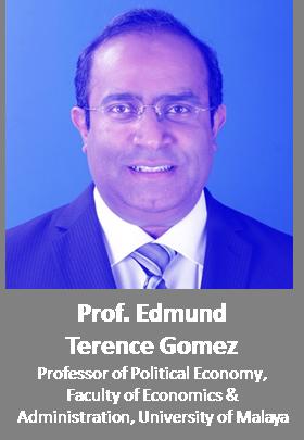 EDMUND TERENCE GOMEZ