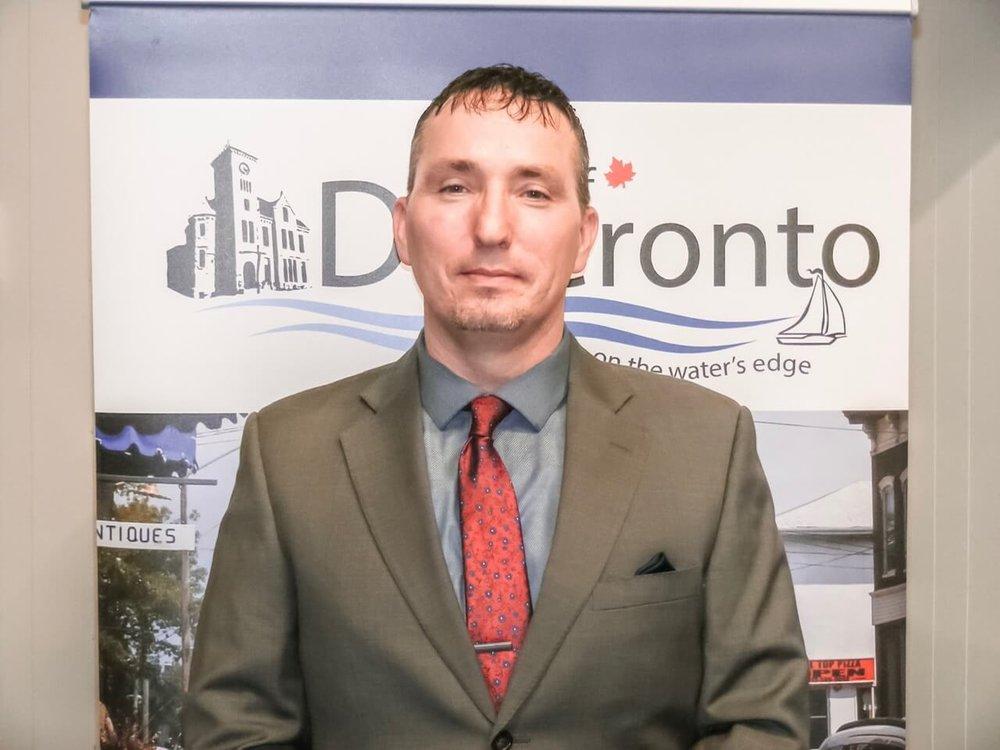Mayor - Dan Johnston613-921-3142djohnston@deseronto.ca