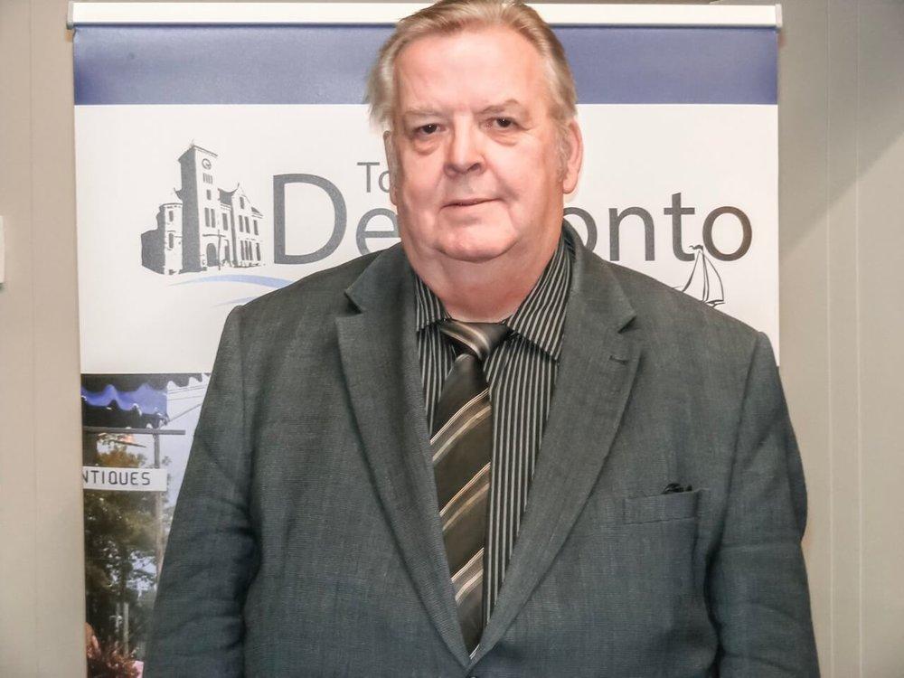 Councillor - Norman Clark613-396-2757nclark@deseronto.ca