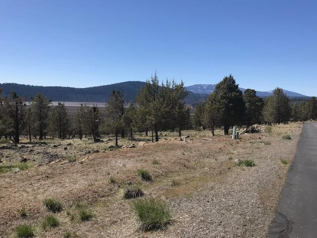 Gorgeous view of ranch and mountains from the lot $13,500.