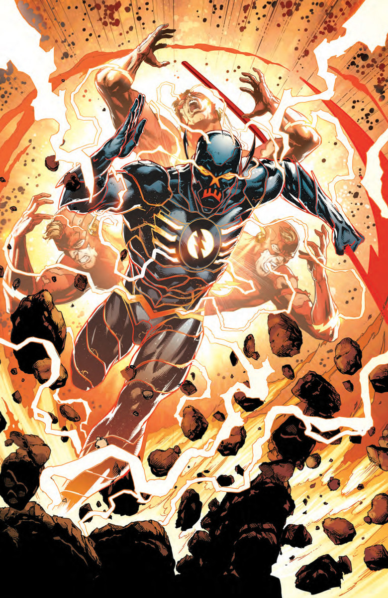 Black Racer Flash