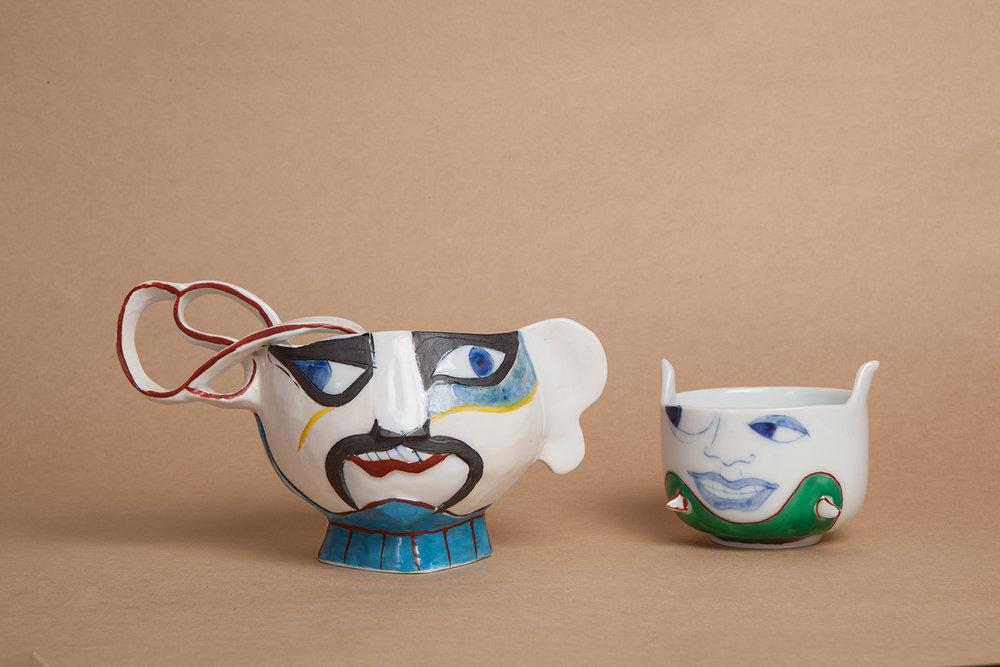 Kabuki Cups