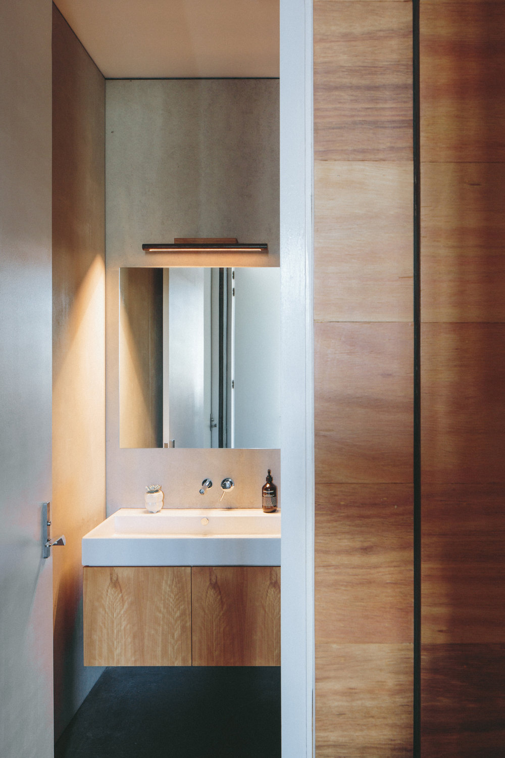 Takt Breakers bathroom blackbutt veneer.jpg
