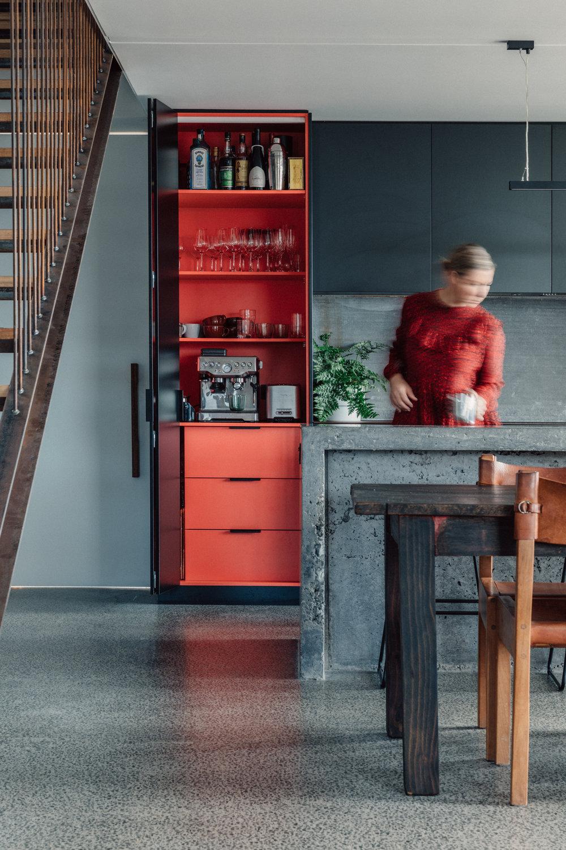 Takt Coledale Blade House kitchen red.jpg