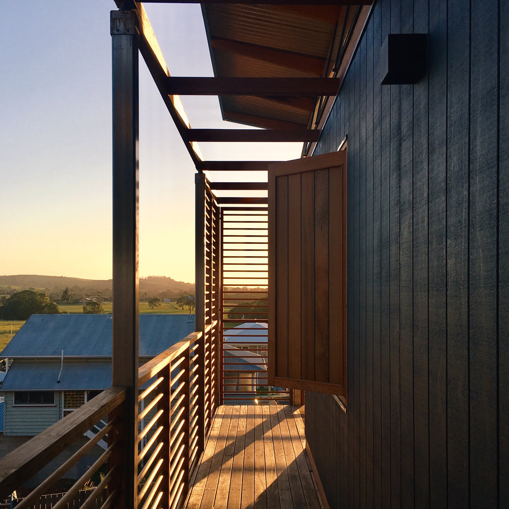 Takt Joint Bangalow bungalow sunset deck.jpg