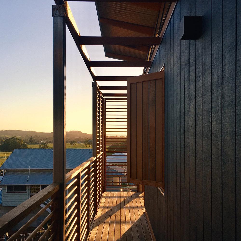 Takt Joint Bangalow bungalow sunset deck.jpg