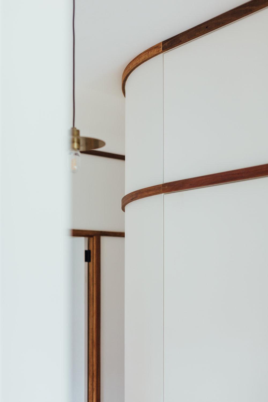 Takt exoskeleton house interior