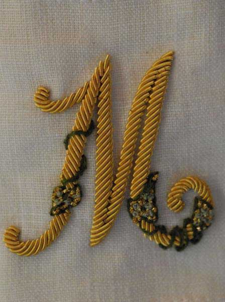 Logo Embroidery on Uniform