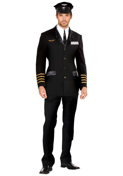 Pilot Uniform - Airline Crew