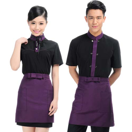 Waiter/Waitress Uniform