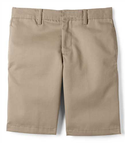 School Boy Shorts