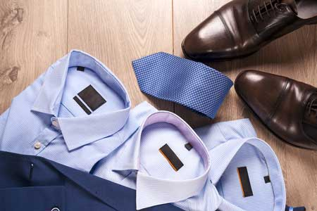 Shirt-Tie-Shoes
