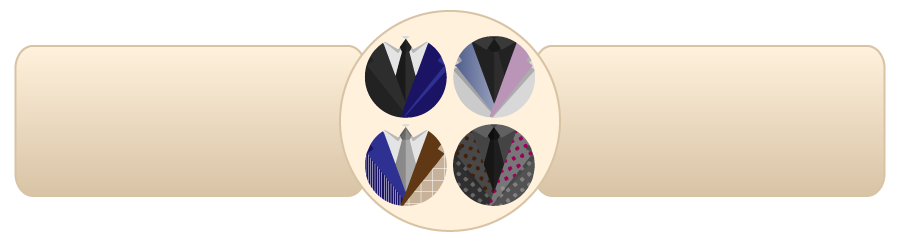 Men Suit Colors & Patterns