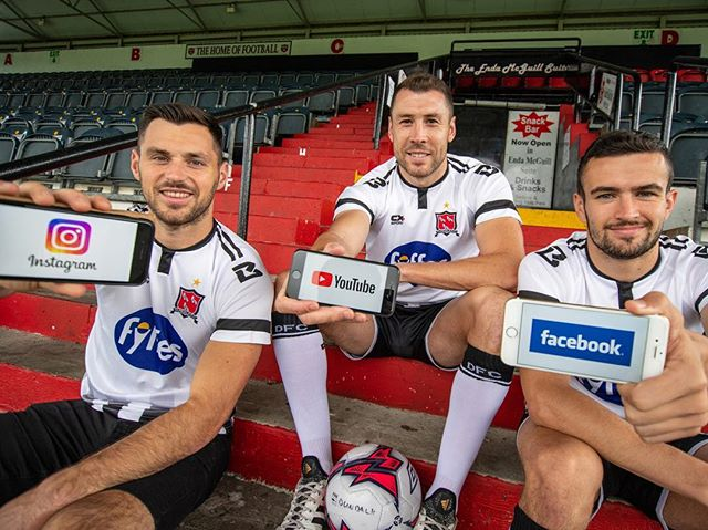 Champions…on the double!…As PR representatives to club sponsor Fyffes, congratulations from all of us at Hall PR to manager Stephen Kenny and the Dundalk FC players on completing the 2018 League of Ireland Premier Division & FAI Cup double #dundalkfc #fyffes #sseairtricityleague #faicup #dundalk