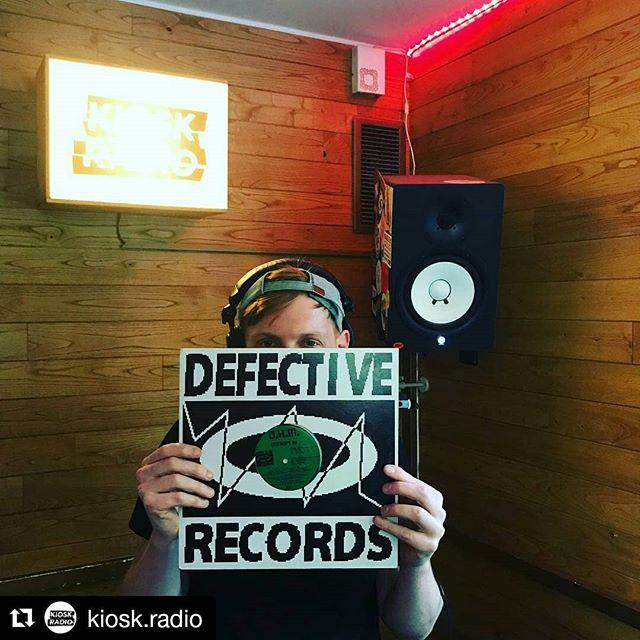 #Repost @kiosk.radio ・・・ Ahead of his set for BEM at Fuse tonight Francis 99 till 6pm - kioskradio.com