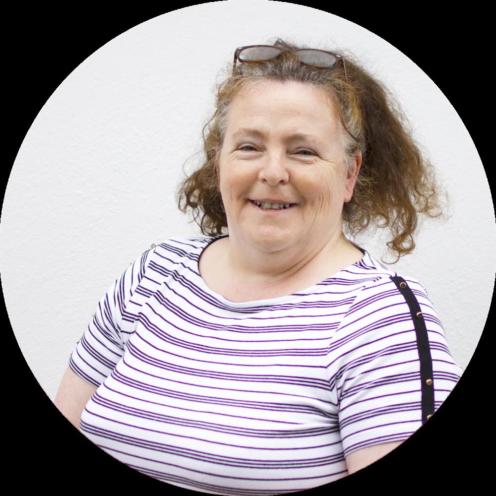 Julie Fox -Live in Care Co-Ordinator