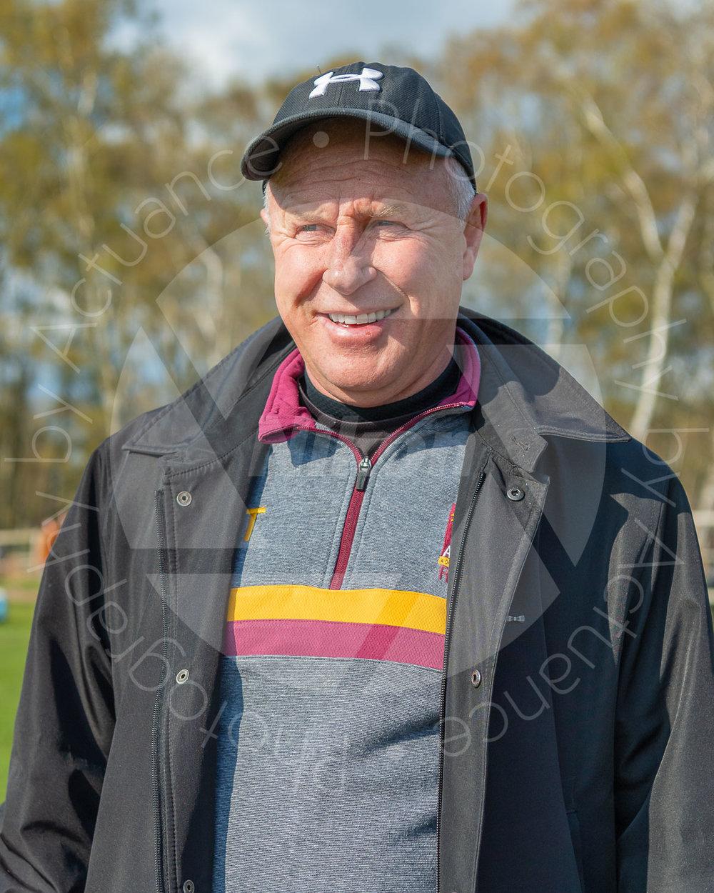 Paul Turner, post match (Photo: Iain Frankish, Actuance Photography)