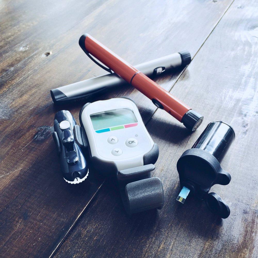 Diaspense™   Thee Diabetic Test Strip Dispenser