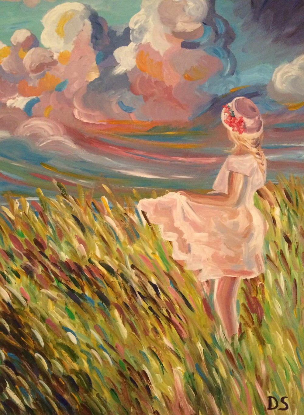 6.-We-Love-Art-Denise-Schmitz-Painting-Girl-in-Field.jpg