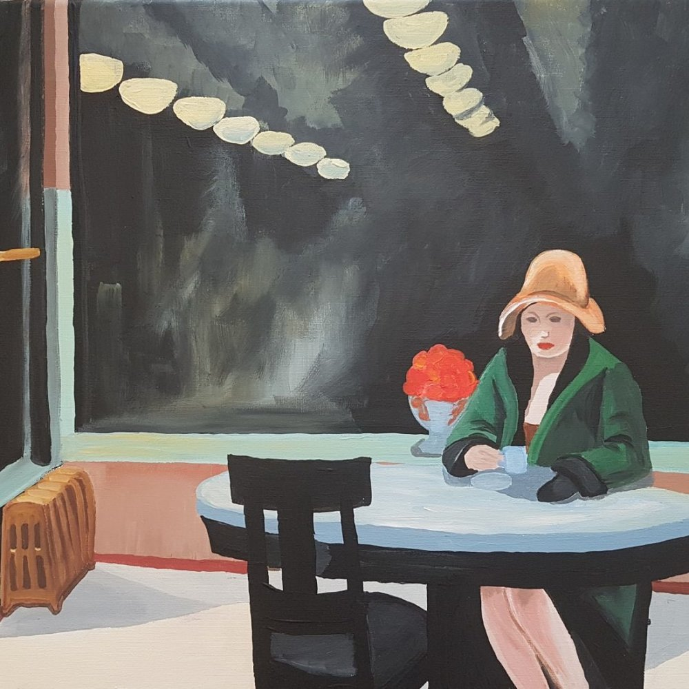 Automat by Hopper
